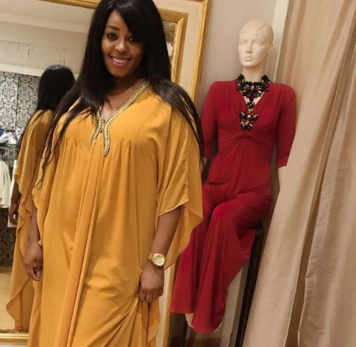 Here is why pregnant Lilian Muli stopped wearing thongs
