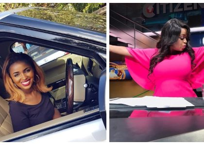 Anerlisa: I'll start posting whatever I want Kenyans are just haters, Lilian Muli: You go girl