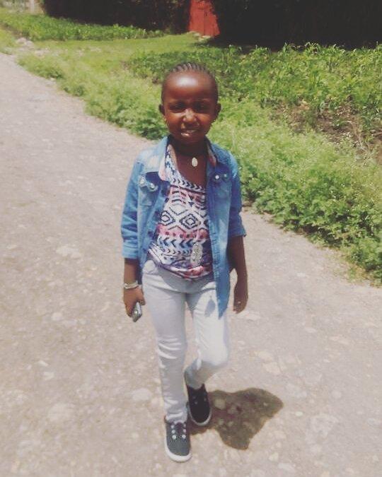 Mejja's firstborn daughter