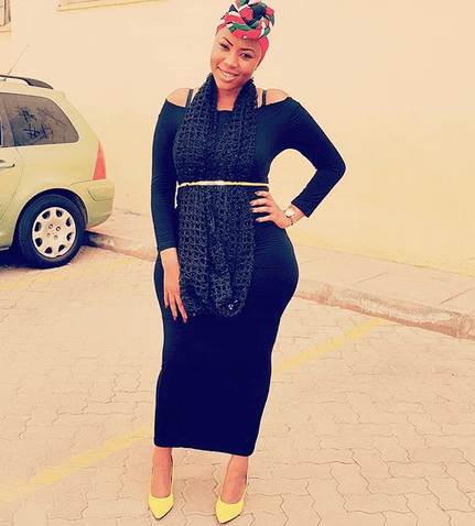 Nicah The Queen copies Vera Sidika, vows to take fan for lunch date