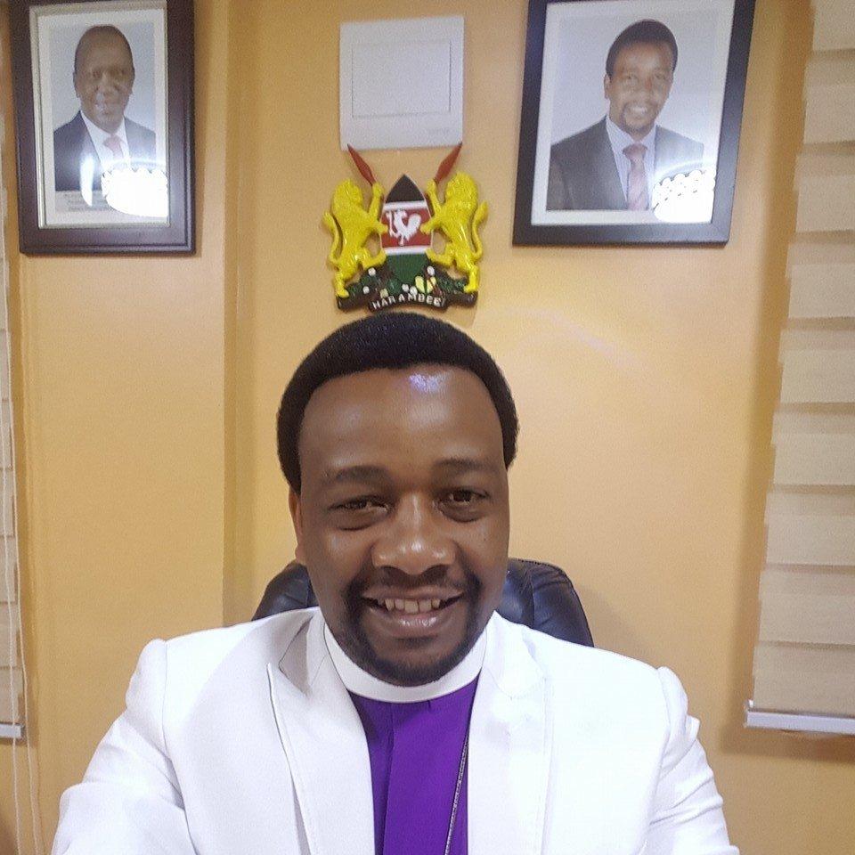 pastorGodfrey Migwi