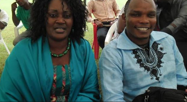 Gospel singer Solomon Mkubwa lost his hand after his father's side-chickbewitched him