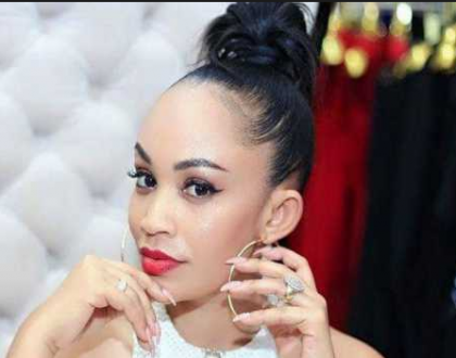 Zari Hassan: Keep on thinking some rich guy will knock you off your feet and success will happen overnight