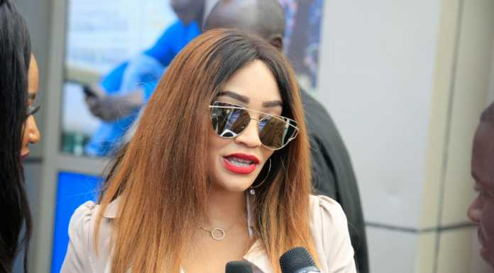 Shocking amount Zari was paid while in Kenya