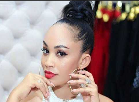 Zari Hassan: Keep onthinking some rich guy will knock you off your feet and success will happen overnight