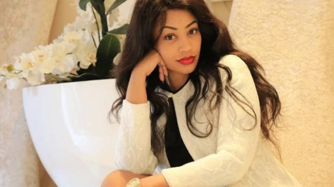 Raining Men!! Zari Hassan shares how men are fighting for her after Diamond dumped her