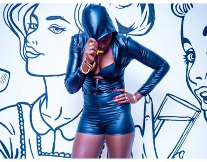Robert Alai to Akothee: Injecting yourself with hard drugs is not wise