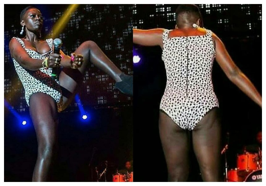 Akothee: Broke niggas buy bundles to debate whether am pretty or not