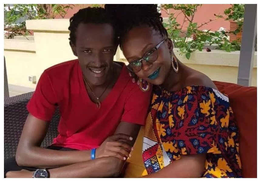 Anne Kansiime's boyfriend speaks of impregnating the comedian