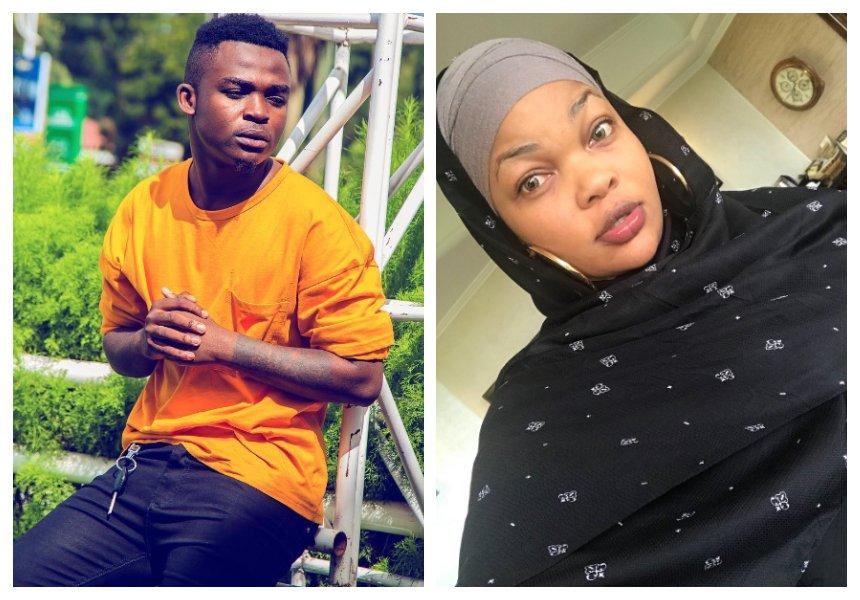 """""""Waliwahi kuishi pamoja kinyumba kama mke na mume"""" Wema Sepetu and Aslay's love affair revealed"""