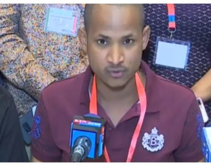 Babu Owino refuses to explain source of wealth amid claims he's splashing 11 million to acquire Wazito FC