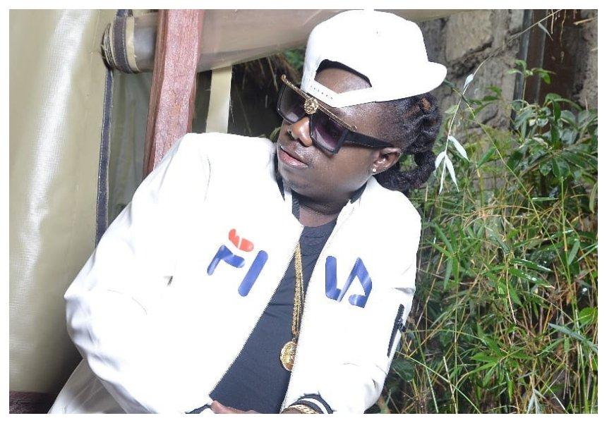 Legendary hip hop starCannibal addresses claims he got saved for the lure of money in Kenyan gospel industry