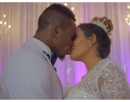 Zari Hassan sets the record straight after marrying Diamond in a fake wedding