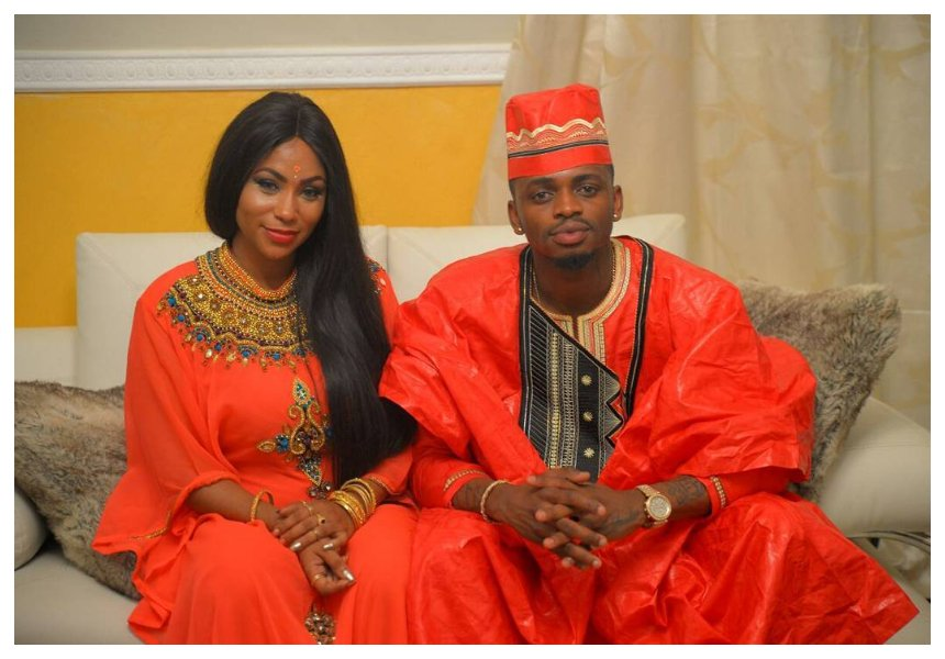Diamond faults his sister Esma Platnumz for fueling the hate his family has towards Hamisa Mobetto