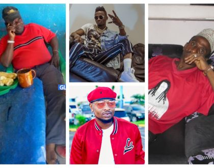 Drama as Diamond's father and Ommy Dimpoz's father savagely tear into each other