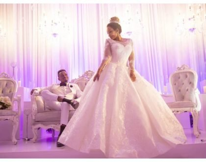 """""""We've reached an agreement"""" Zari sets the record straight on Diamond's visit to her house in South Africa"""