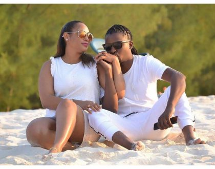 Karma? Tanzanian activist Mange reveals the woman sleeping with Diamond Platnumz sister's husband