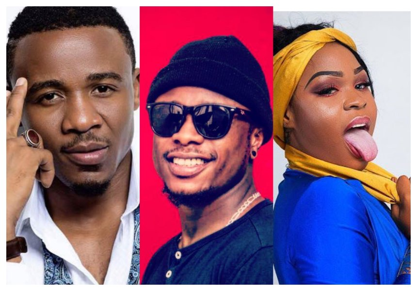 Gigy Money: I slept with Alikiba and his brother Abdu Kiba