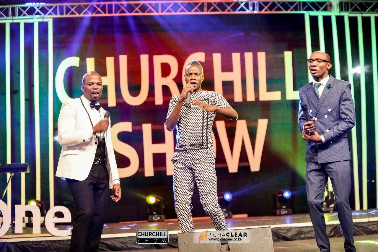 Guardian Angel performing on Churchill Raw