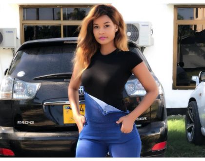 Hamisa Mobetto debuts as a singer, drops her first single 'Madam Hero' (Video)