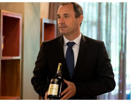 Hennessy global brand ambassador highlights vision for theFrench cognac during maiden visit to Kenya (Photos)