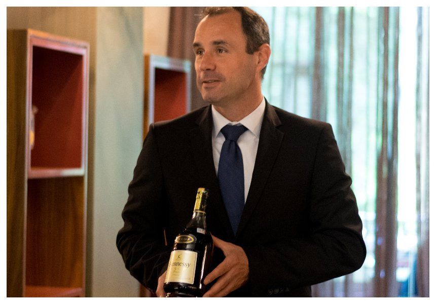 Hennessy global brand ambassador highlights vision for the French cognac during maiden visit to Kenya (Photos)