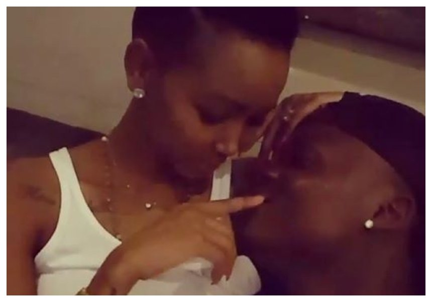 """""""Kenyan men are very stingy"""" Huddah Monroe reveals why shedistastes Kenyan men and why she has the hots for Harmonize"""