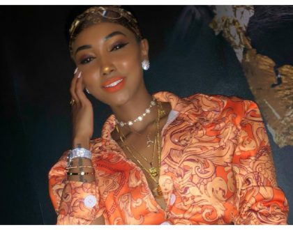 Huddah Monroe expresses interest to settle down with a Tanzanian man