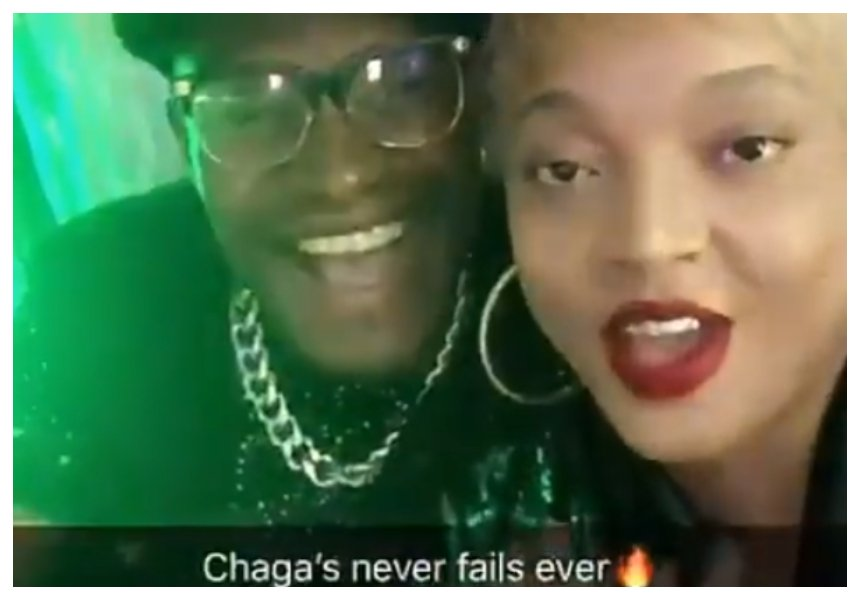 Jacqueline Wolper sets the record straight on her alleged romantic relationship with Mr. Nice