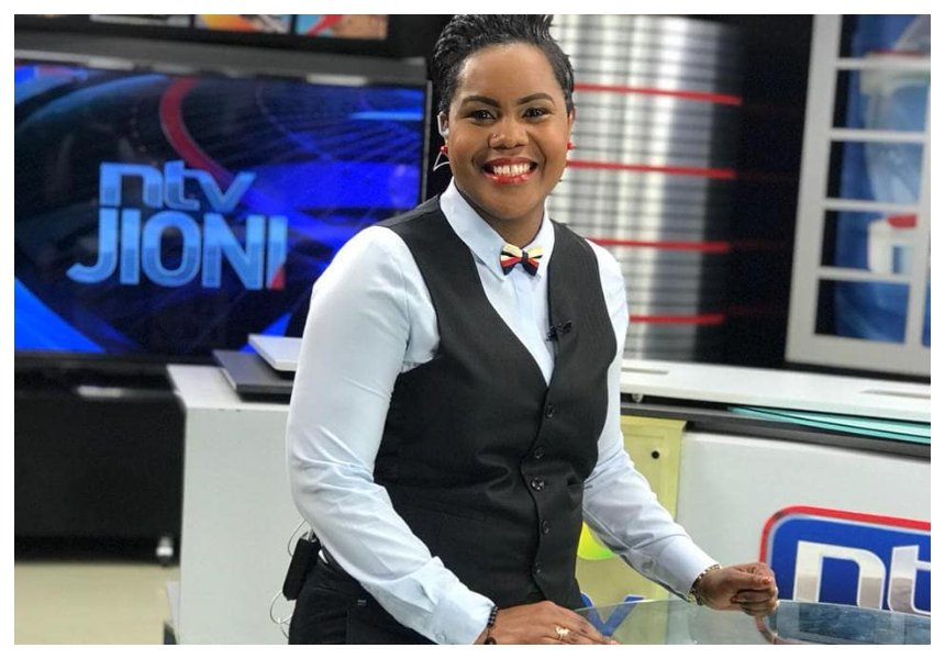 NTV's Jane Ngoiri finally introduces her husband to the public (Photos)
