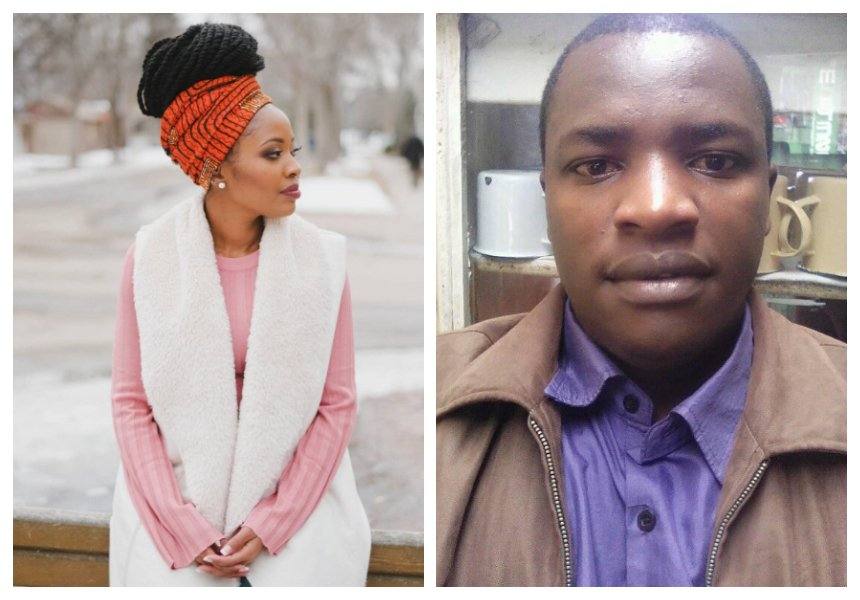 Kambua adds her two cents to Gerald Mwangi's suicide, blames his fake friends for his death