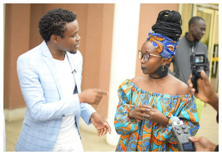 What Anne Kansiime and Jaguar told Chipukeezy after being appointed to NACADA board