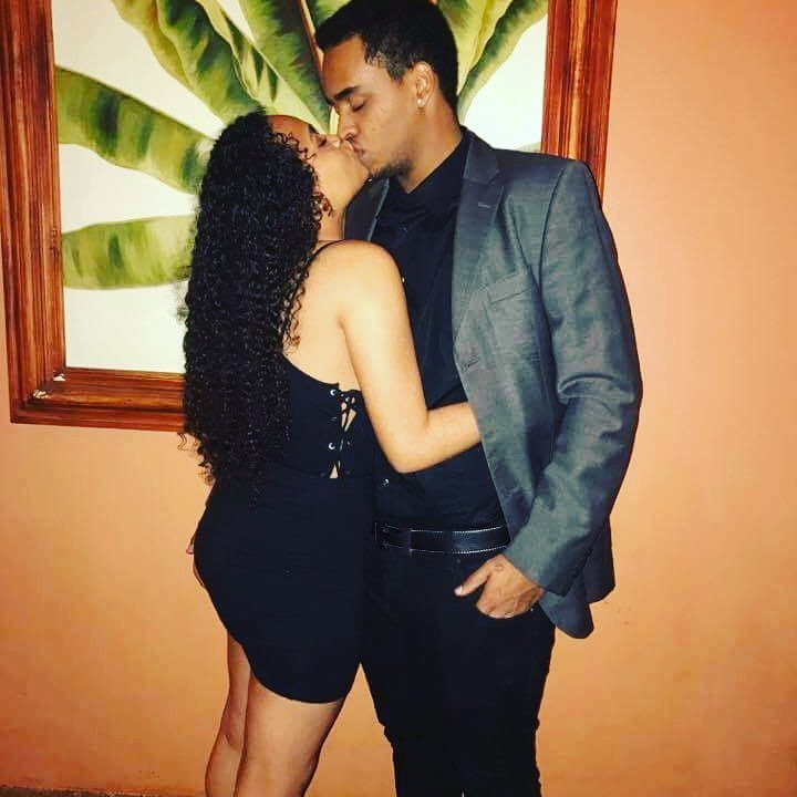 Kibaki Junior and girlfriend Chanel Armstrong