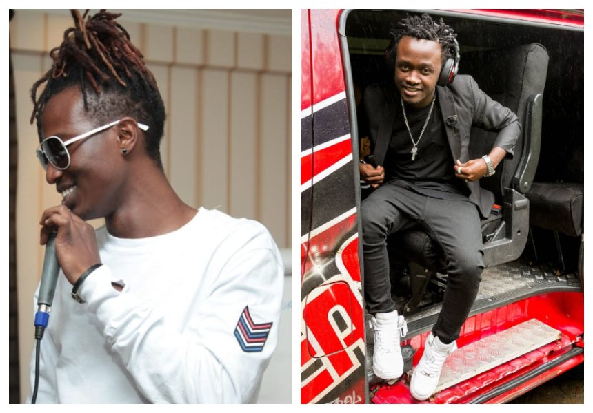 Gospel singer L-Jay Maasai explains his beef with Bahati