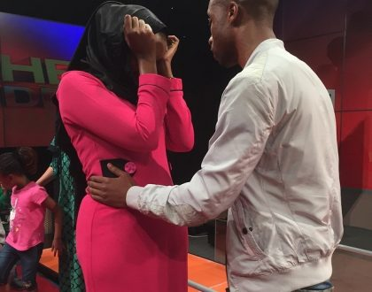 The emotional message Lulu Hassan sent former workmate Kanze Dena after Uhuru snatched her away
