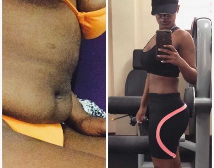 Miss Mandy speaks on fighting depression, hitting the gym and losing kilos: Last year was a lot for me