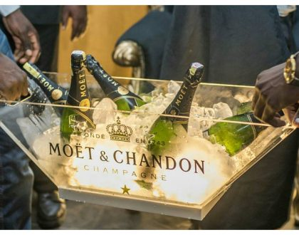 A day of champagne! French Champagne House Moët & Chandon to host 'Moët Party Day' in Nairobi