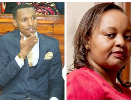Anne Waiguru hits back at Mohammed Ali after he drops his dossier