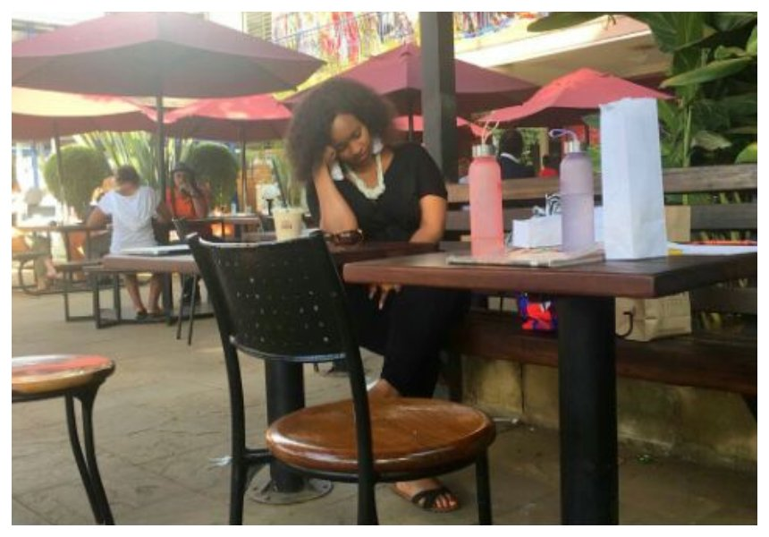 """""""I suffer fromiron deficiency anemia"""" Grace Msalame explains why she dosed off in public after being trolled online"""