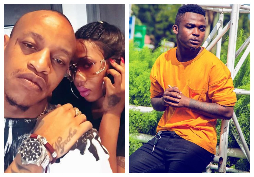 Prezzo's girlfriend Amber Lulu confesses she also slept with Aslay after her sex tape leaks