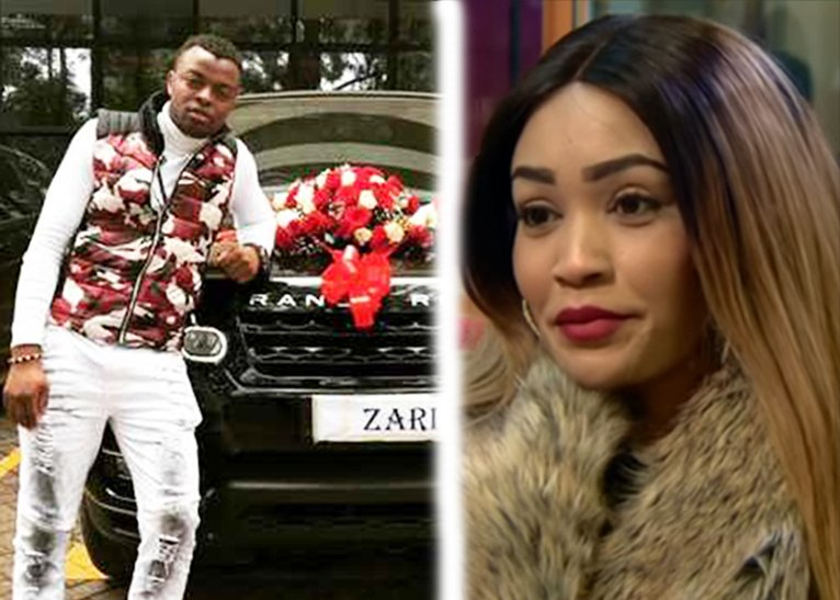 Ringtone eyeing Azziad Nasenya after Zari turned him down?