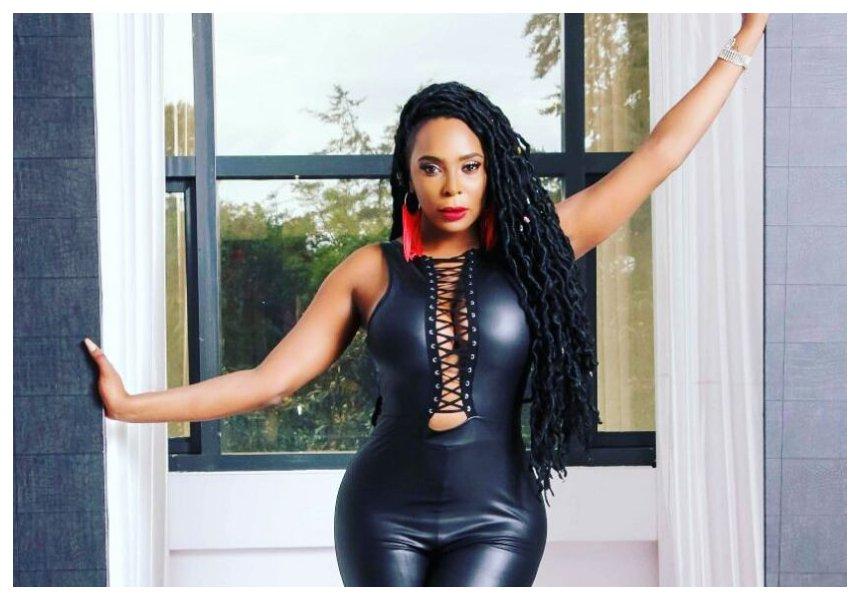 """The gospel industry in Kenya is a joke!!!""Former Miss Universe Kenya Rachel Marete echoes Jalango's sentiment"