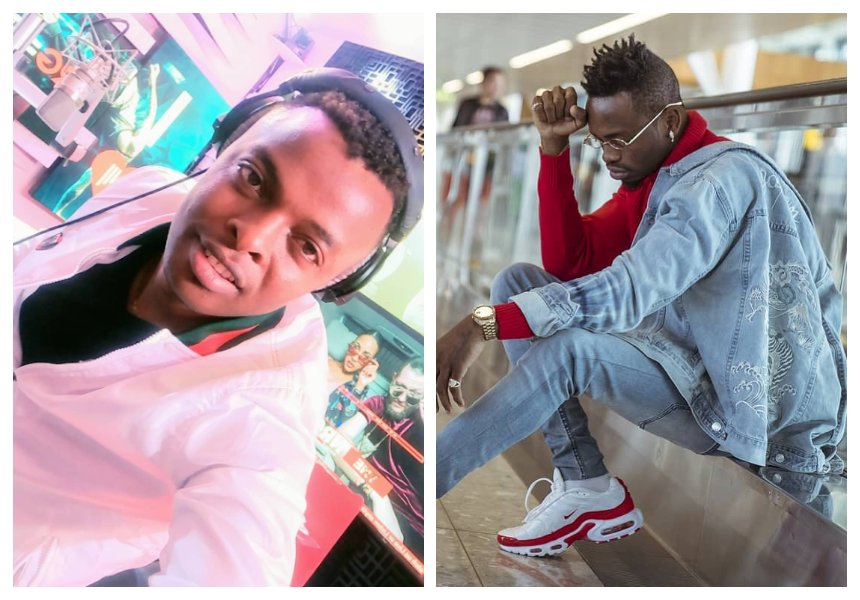 Ringtone launches vile attack on Diamond