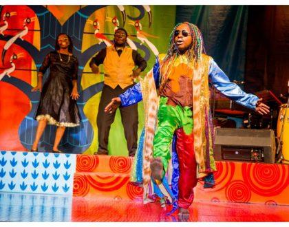 Tinga Tinga Tales - The Musical returns to theKenyan National Theatre