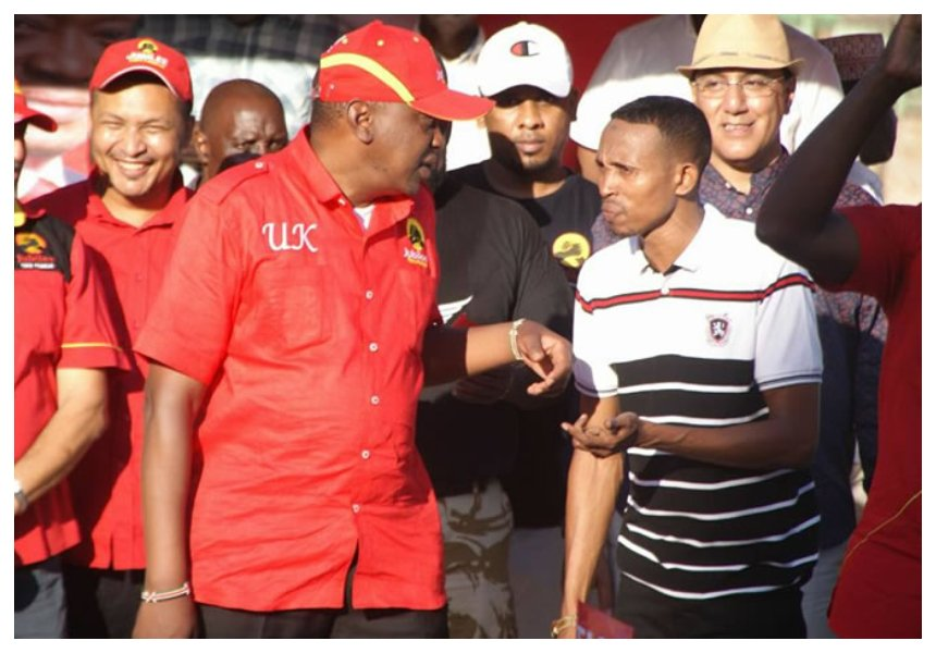 Is he hiding something? Shock as Mohammed Ali opposes president Uhuru's directive on lifestyle audit