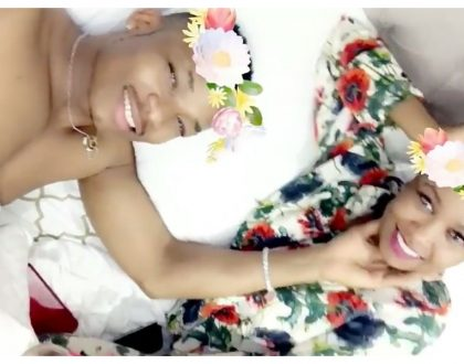 Vera Sidika rants and post videos of Otile Brown and her in bed after breakup rumors surface