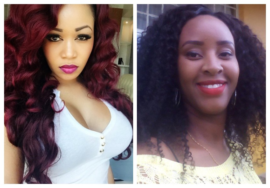 Vera Sidika advises women on breast enlargement following the death of June Wanza in botched breast surgery