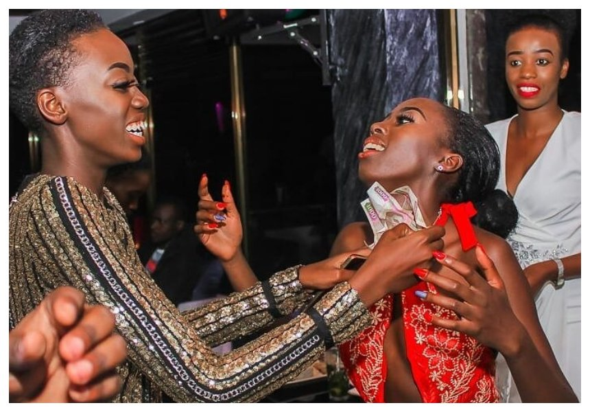 Akothee gives eldest daughter 40% stake in her travel company as her birthday present (Photos)