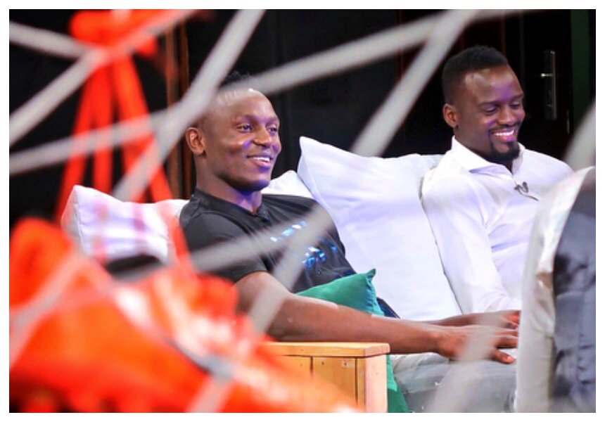 Brothers Victor Wanyama andMacDonald Mariga excite single ladies as they talk about marriage