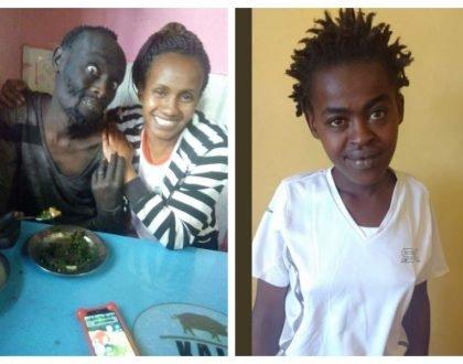 Wanja Mwaura wows internet as she saves another drug addict